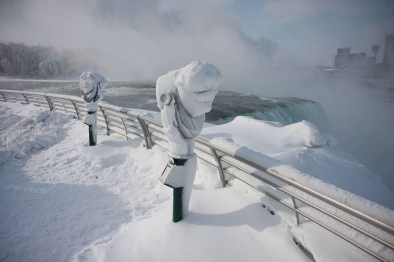 US snow storm (50+ Pics)