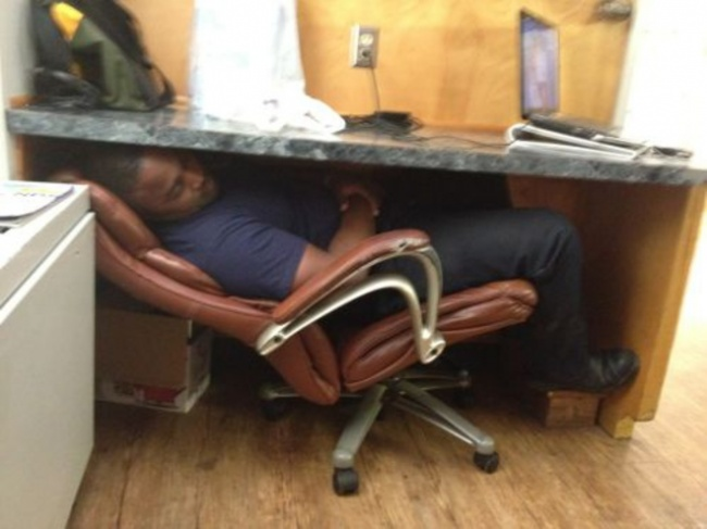 11 People Who Took Snoozing To A New Level