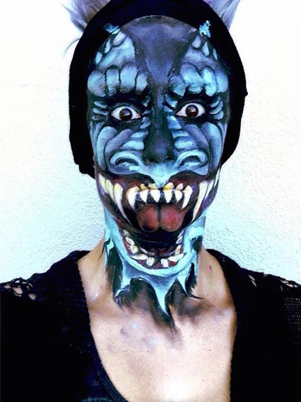 Makeup artist Emily Anderson has unreal talent (24 Photos)