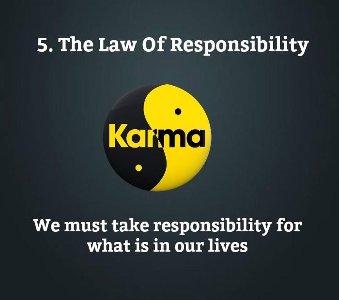 12 Laws Of Karma!