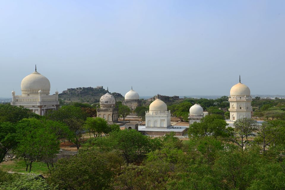 Qutb Shahi Tombs - India's spectacular hidden tombs