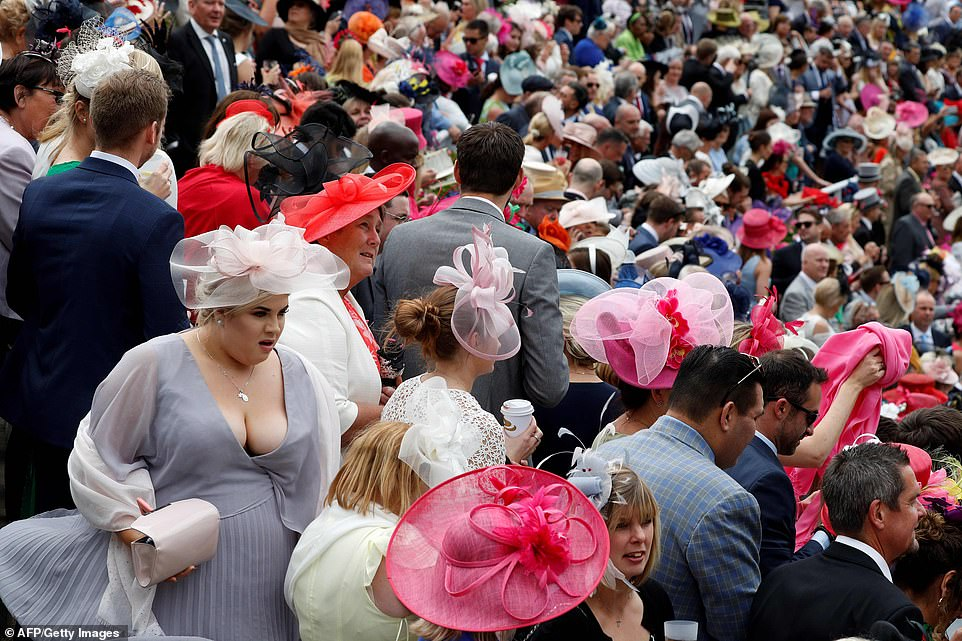 England: Royal Ascot Horse Race Gallery (100+ Pics)