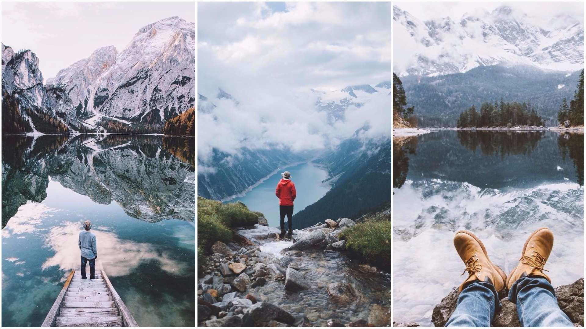 This 16-Year-Old's Instagram Will Inspire You To Seek Bliss In Nature
