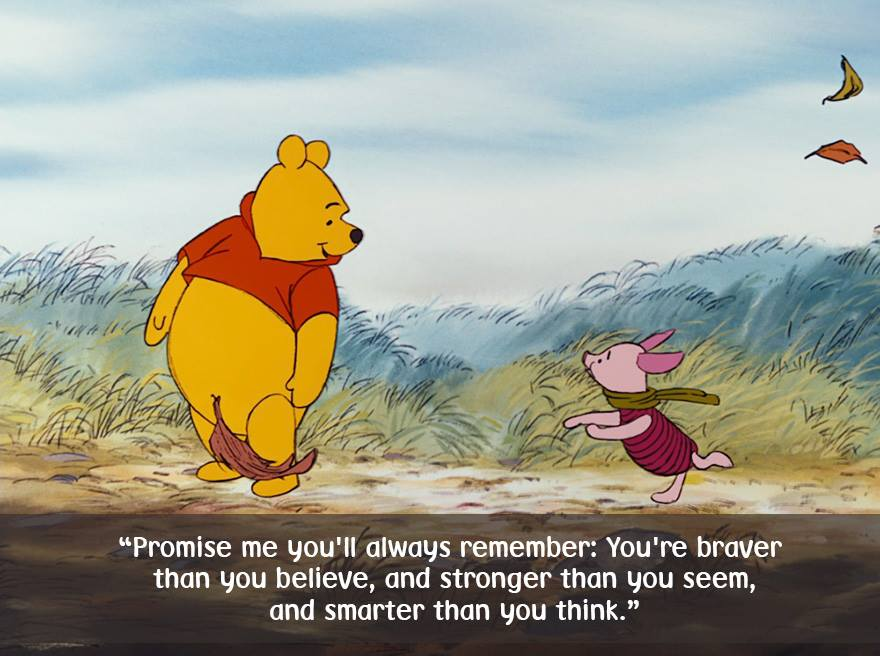 The Best Pooh Quotes To Celebrate The Pooh Day (15 Quotes)