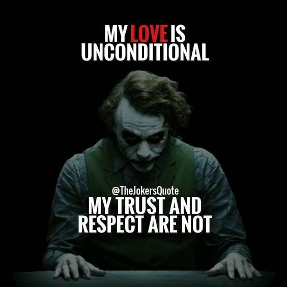 Download Love When You Need It Serious Quotes: Joker Quotes (60+ Quotes