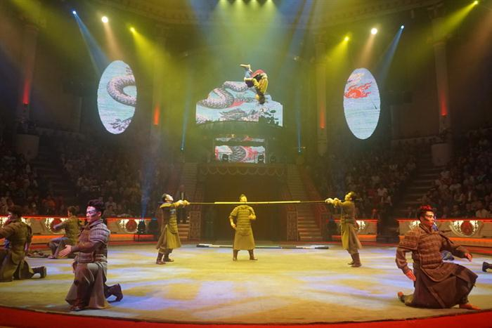 International Circus Festival in South China
