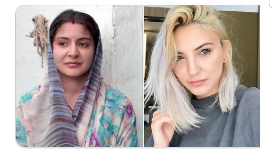Anushka Sharma Doppelganger
