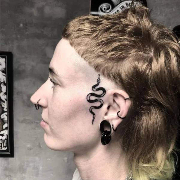 2020 Has Some Amazing Haircuts...! (30 Pics)