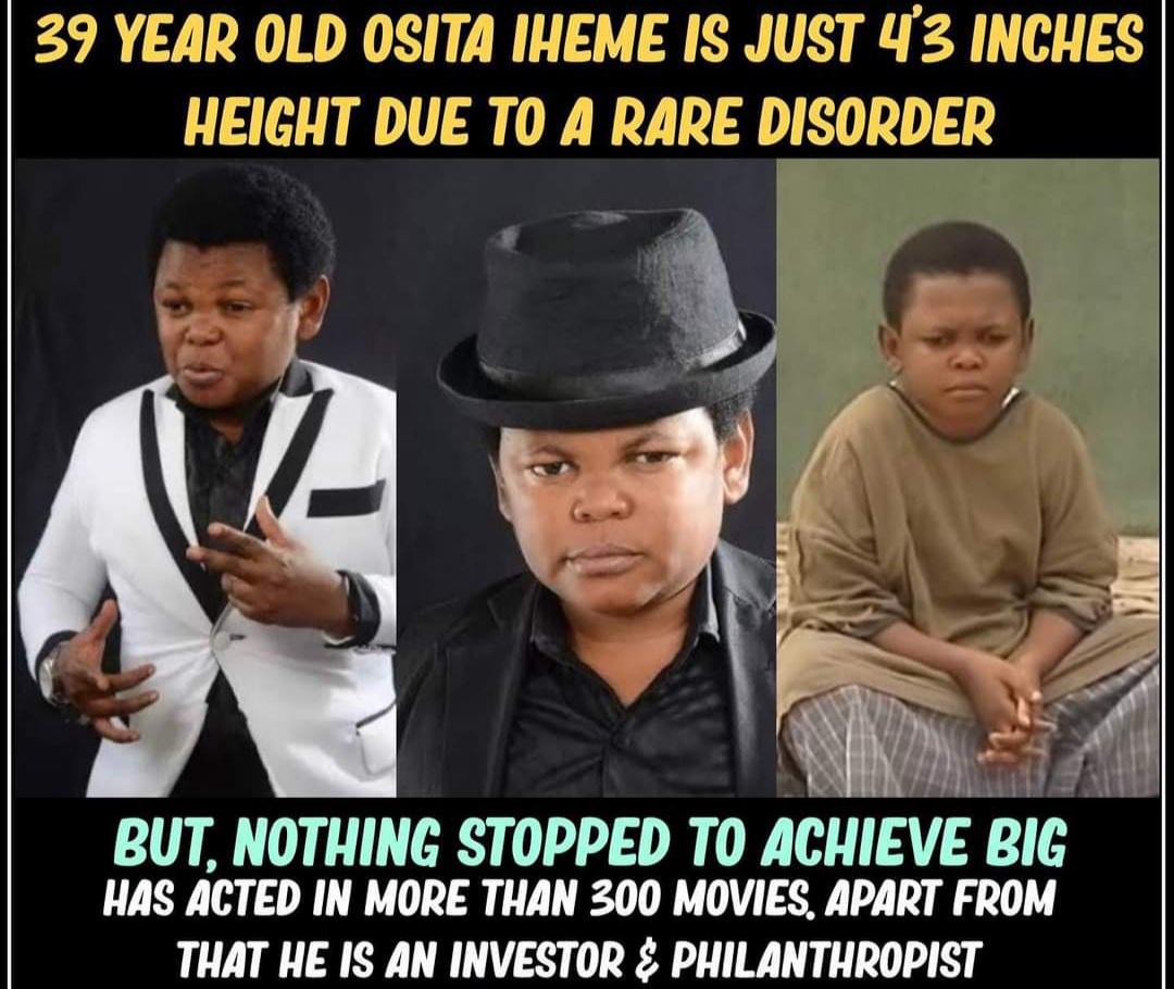 The Curious Case Of OSITA IHEME!