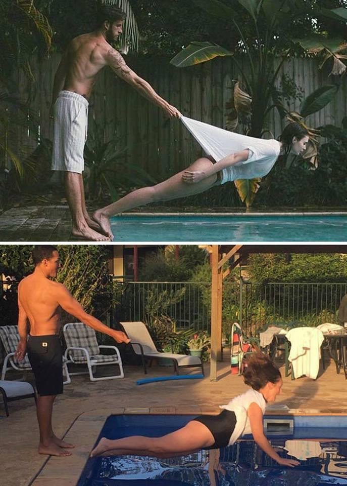Celeste Barbar Australian comedian is recreating celebrity Instagram pics (36 pics)