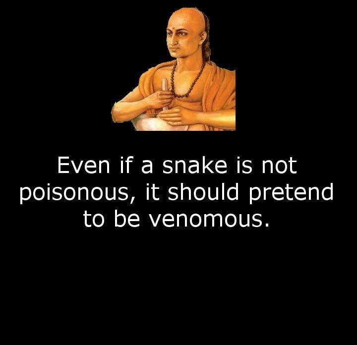 Chanakya Quotes - (14 Quotes)