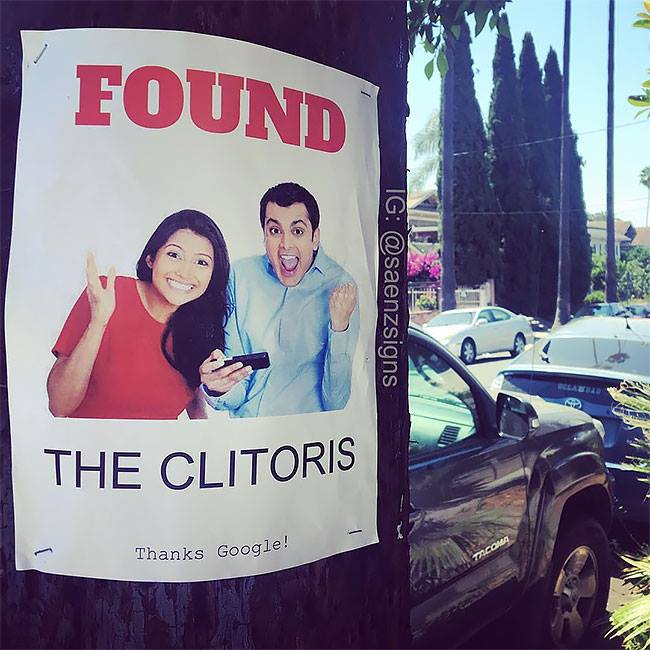 Comedian Is Covering California In Fake Flyers and They're Brilliant (30 Pics)