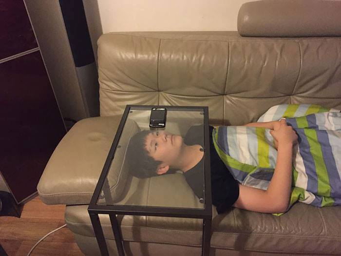 11 Funny Photos - Kids Most Awesome Inventions