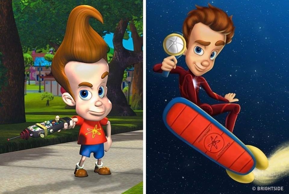This Is What Our Favorite Cartoon Characters Would Look Like As Adults!