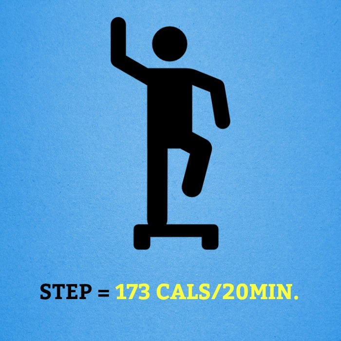 HOW MANY CALORIES CAN DIFFERENT EXERCISES BURN! (10 Pics)
