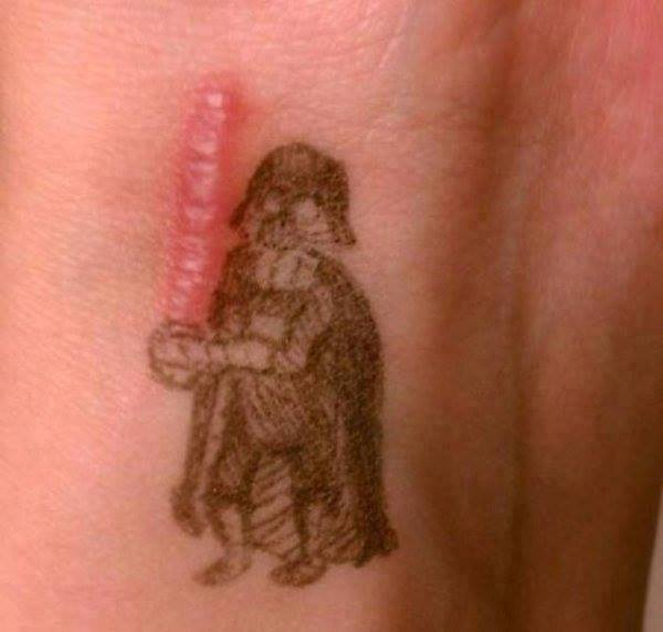 25+ People Just Found The Most Creative Outlet For Their Scars
