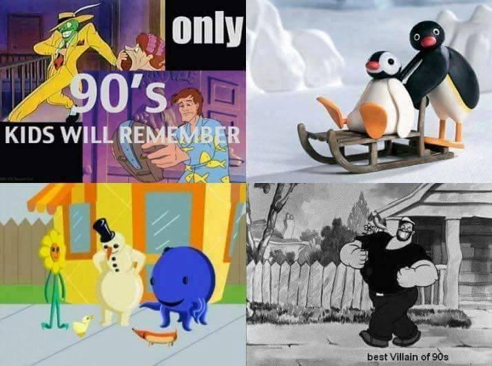 Beautiful Childhood Memories (50+ Pics)