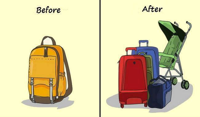 Men Before & After Marriage (15+ Pics)