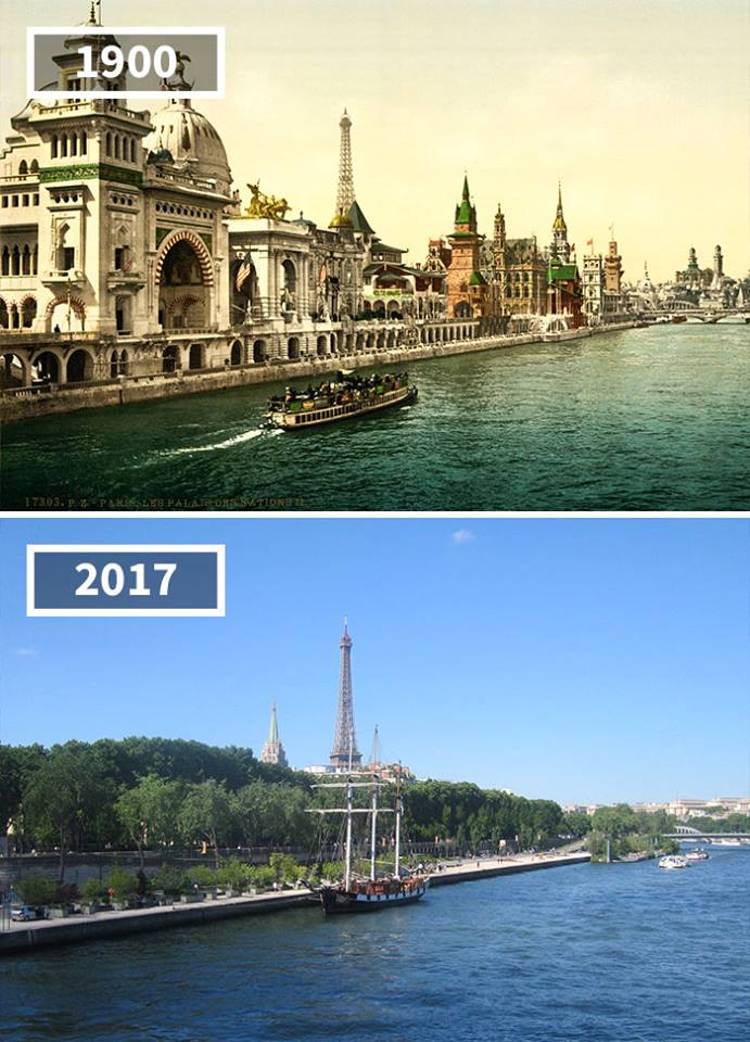 30+ Before & After Pics Showing How The World Has Changed Over Time