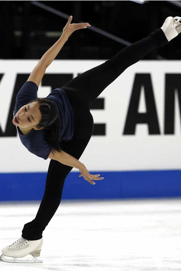 Stunning Figure skating Photos
