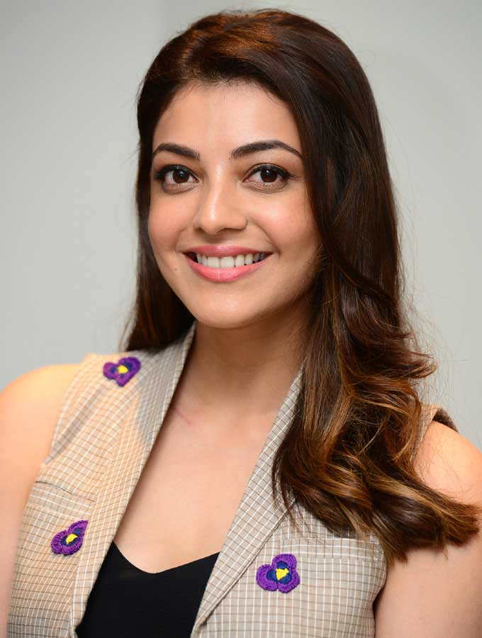 Kajal Aggarwal Latest Photos
