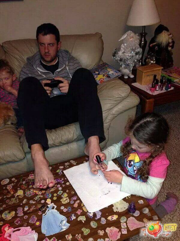 The Most Funny Moments From The Life Of Children (15 Pics)