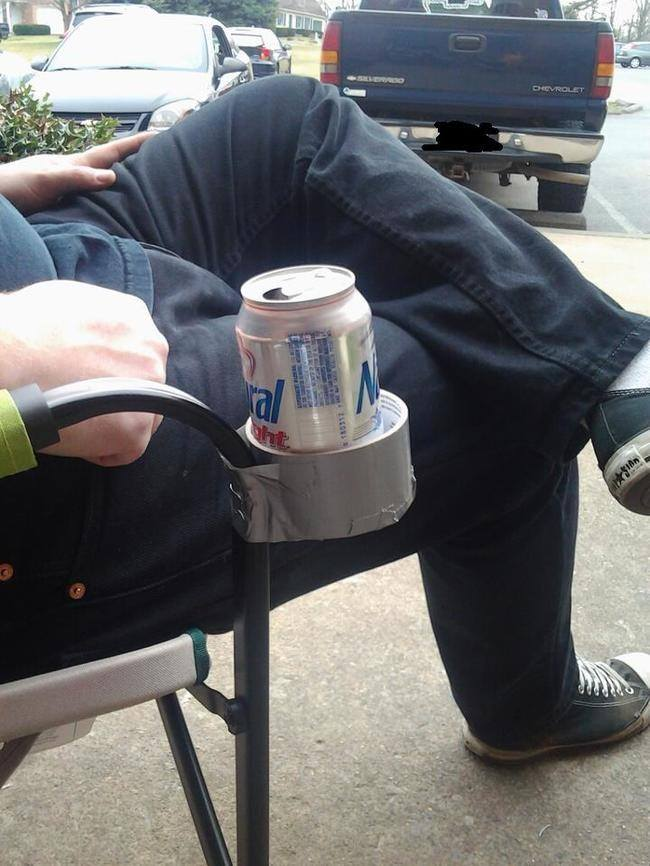 Hilarious photos showing just how inventive our people can be (21 Pics)