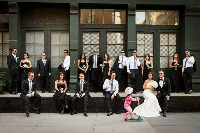 25 Best Wedding Photobombs Of All Time