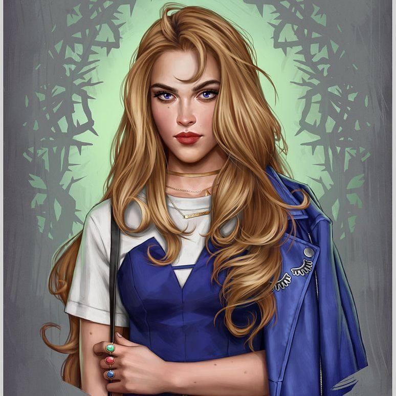 Disney princesses reimagined by Fernanda Suarez (21 Pics)