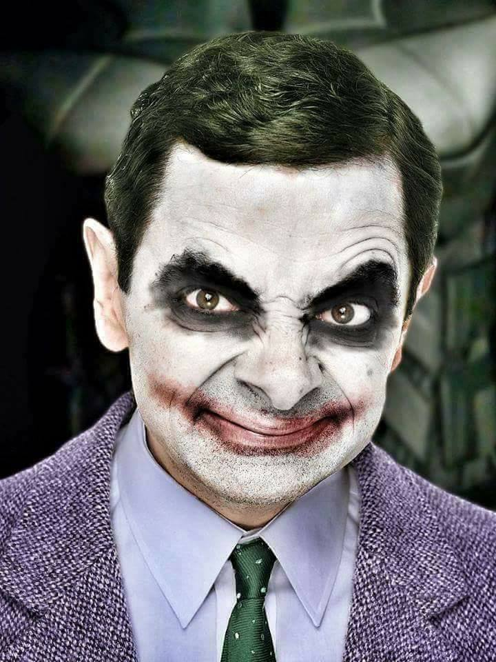 Mr Bean Got Photoshopped Onto Famous Characters & It's Hilarious (45 Pics)