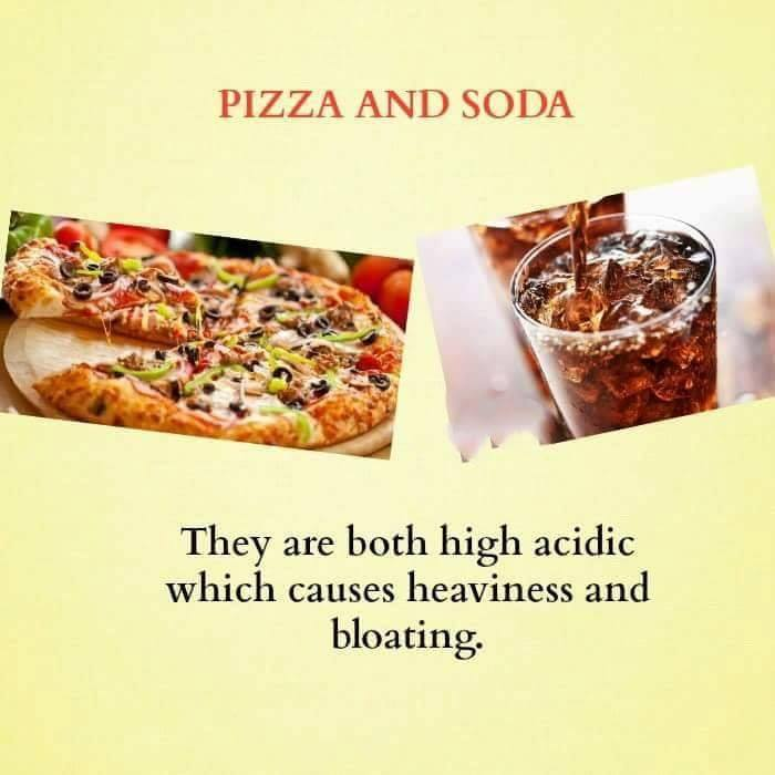 11 Food Combinations Most People Don't Know Are Dangerous