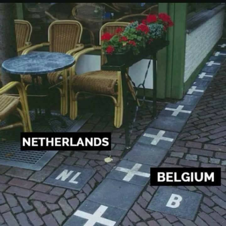 10 Most Interesting International Borders Across The World