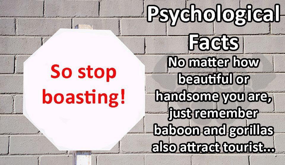 6 Interesting Psychological Facts says attitude towards life
