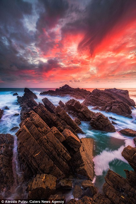 Breathtaking - Most Amazing Beautiful images of Britain's coastline