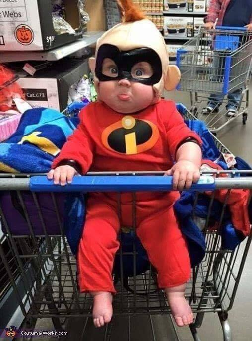 Costume ideas for your baby's first Halloween (29 Pics)