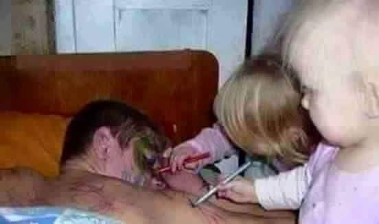 When You Leave Your Kids Alone! (20 Pics)