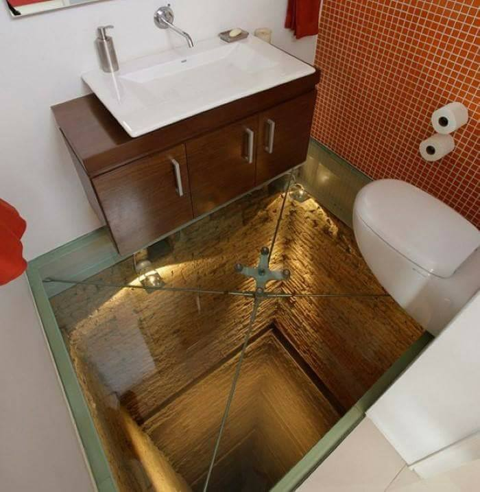 "18+ Bizarre Bathrooms Around The World Makes You Go ""WOW""!"