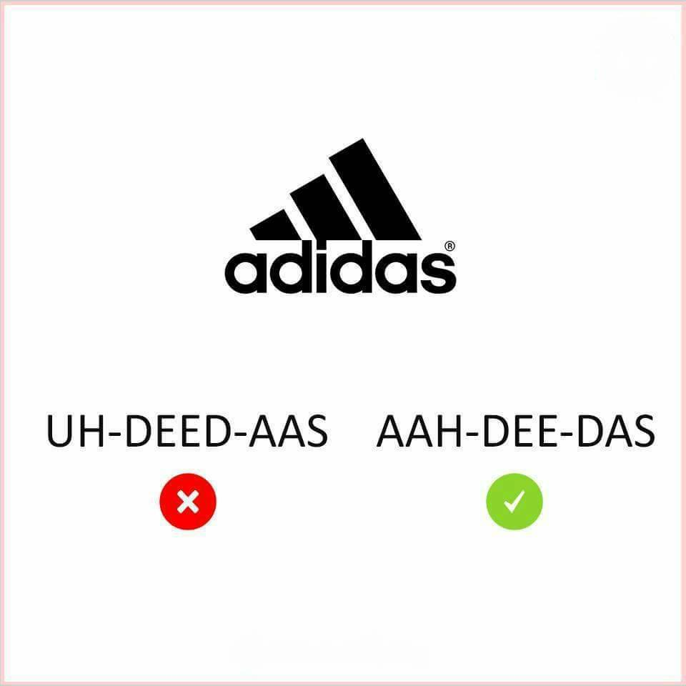27 Popular Brand Names You've Been Mispronouncing All This Time!