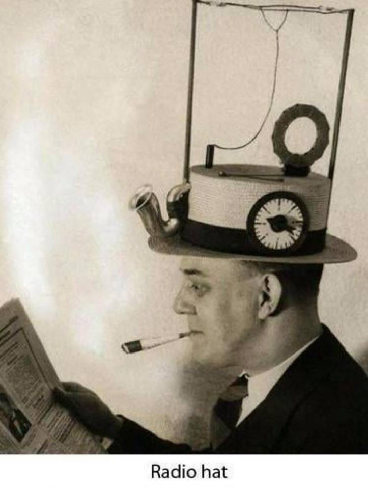 Inventions In The Old Days! (18 Pics)