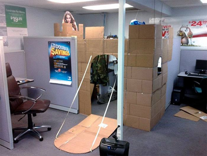 When People Are Bored At Work! (12 Pics)