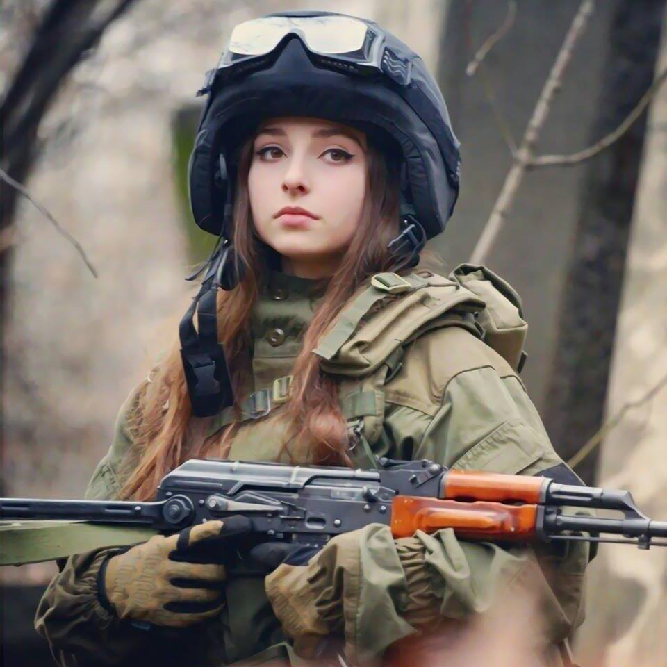 Most Gorgeous Female Armed Forces In The World! (60+ Pics)