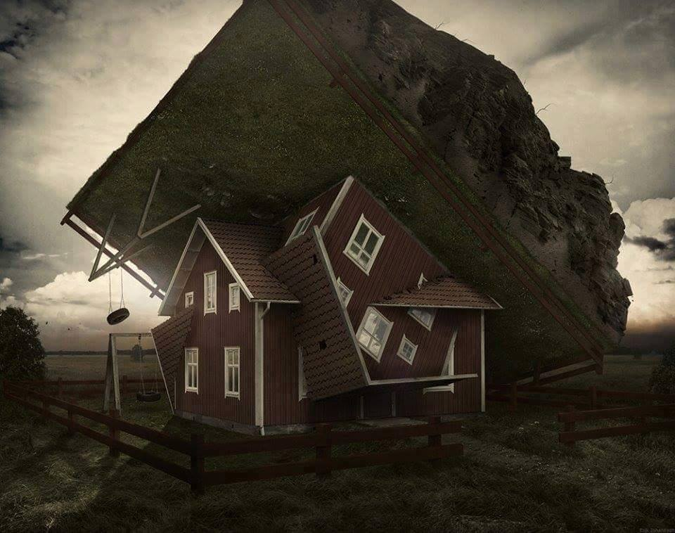 25+ Fantastic Surreal Photo Manipulations by Erik Johansson