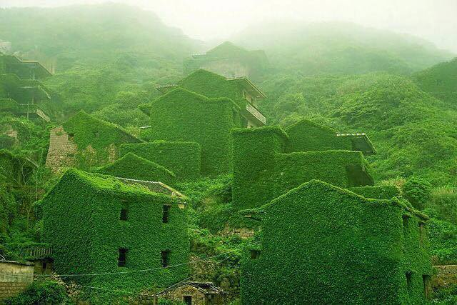 Abandoned Places In China (10 Pics)