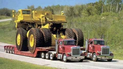Heavy Duty Transportation In Action! (30 Pics)