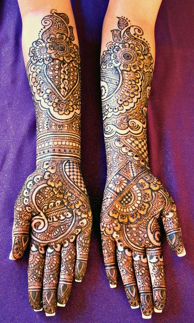 100  most beautiful and amazing mehndi designs