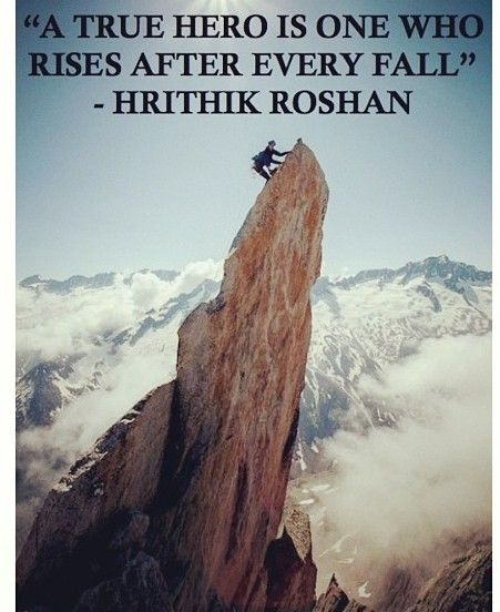 12 Inspirational Quotes by Hrithik Roshan
