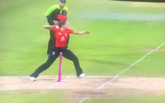 Oops! Funny Cricket