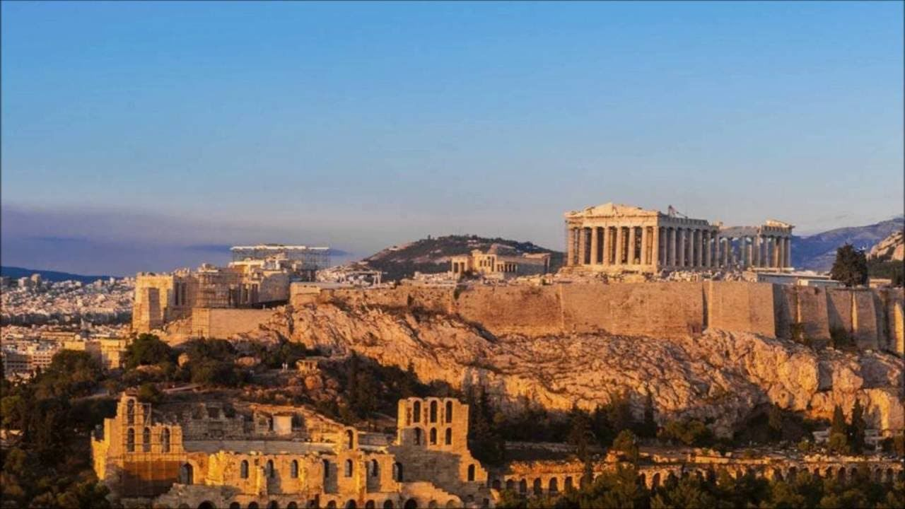 A 2,500-Year-Old City Discovered In Greece!