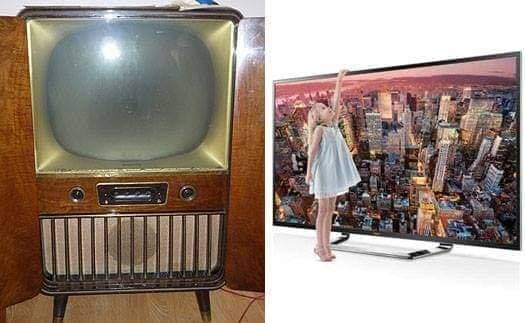 Evolution of Technology (20 Pics)