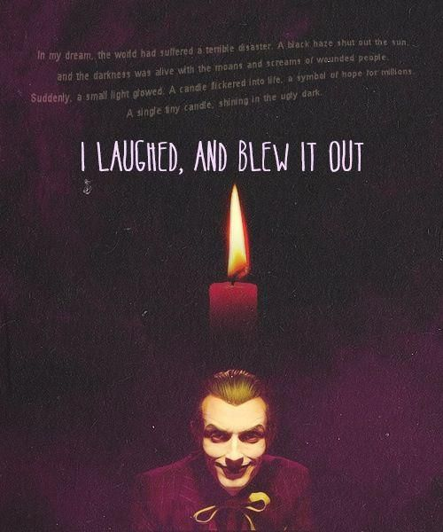 Joker Quotes 60 Quotes